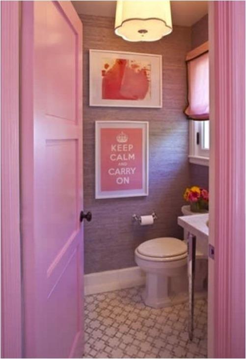pink bathroom grant k gibson