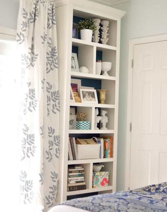 second bookcase