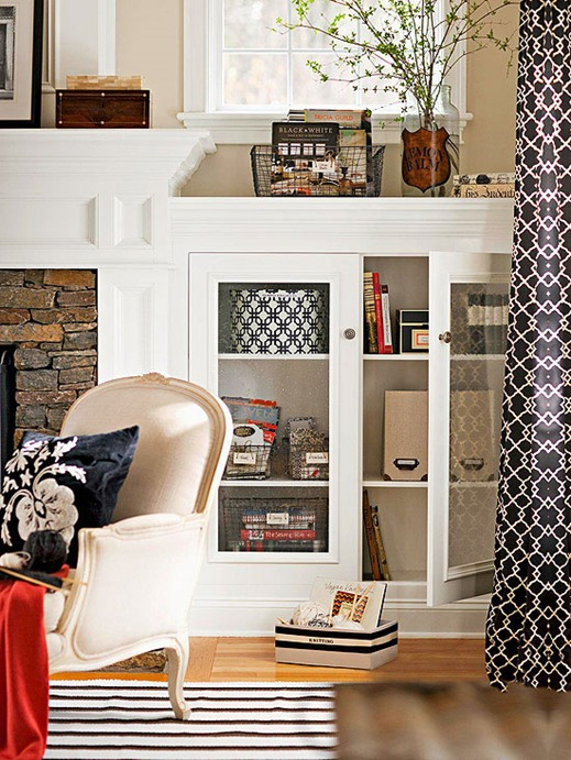 styled built ins