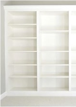 built in billy bookcases