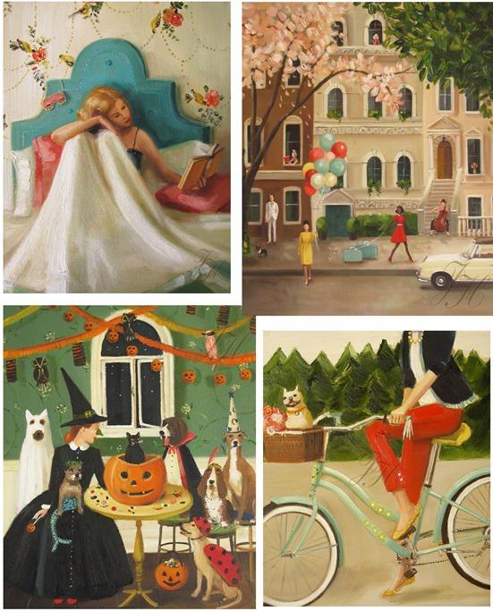 janet hill studio paintings