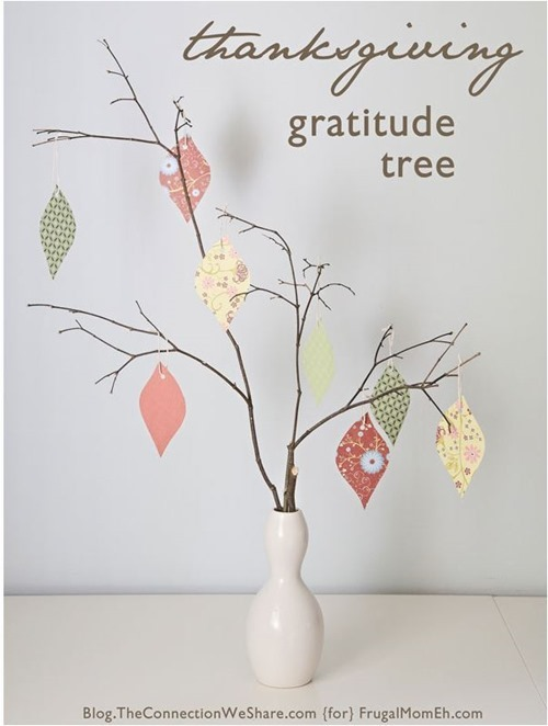 gratitude tree frugal momeh