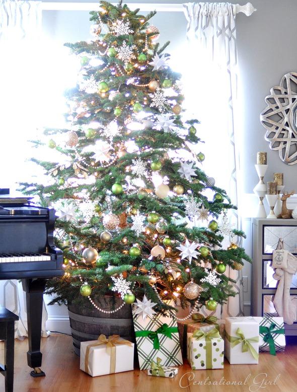 christmas tree centsational girl