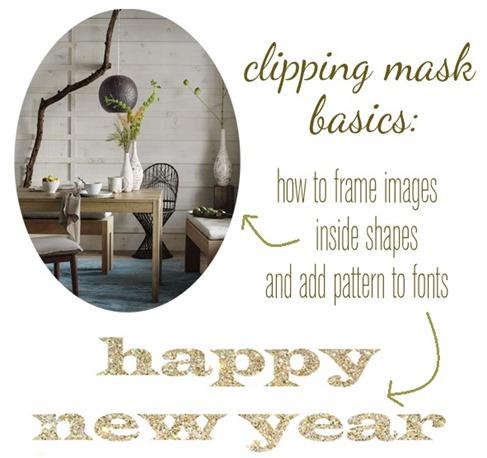 clipping mask basics