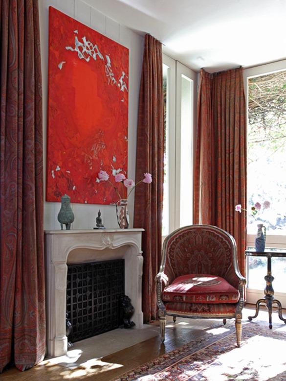 paisley curtains martin lawrence bullard