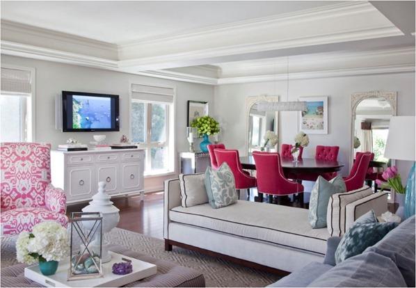 white living room emily ruddo