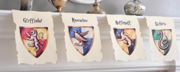 hogwarts banner