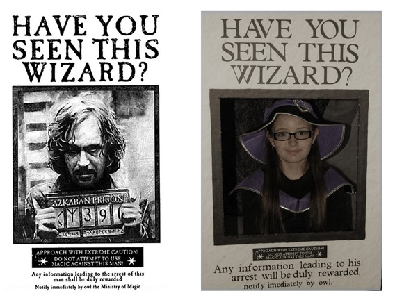 graphic relating to Harry Potter Have You Seen This Wizard Printable called 20 Harry Potter Occasion Programs Centsational Layout