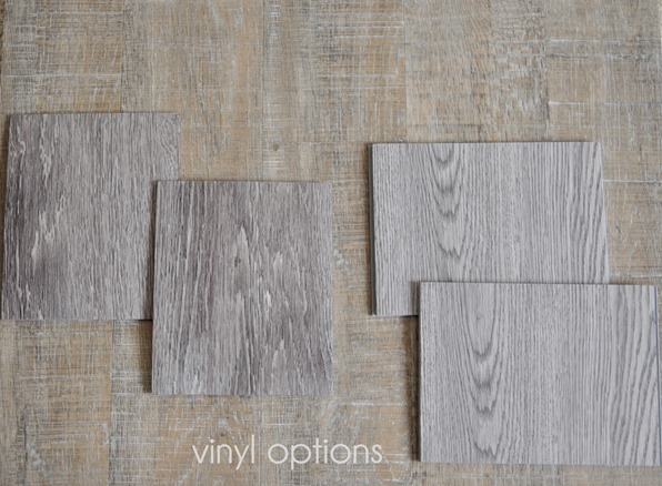 Vinyl Flooring Options