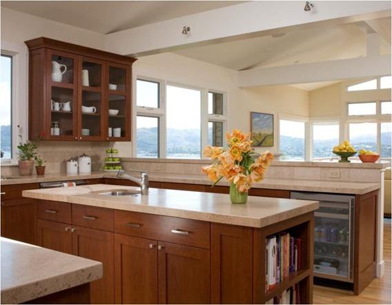 limestone kitchen countertops