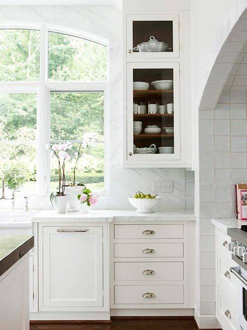marble kitchen countertops - Kitchen Countertop Options