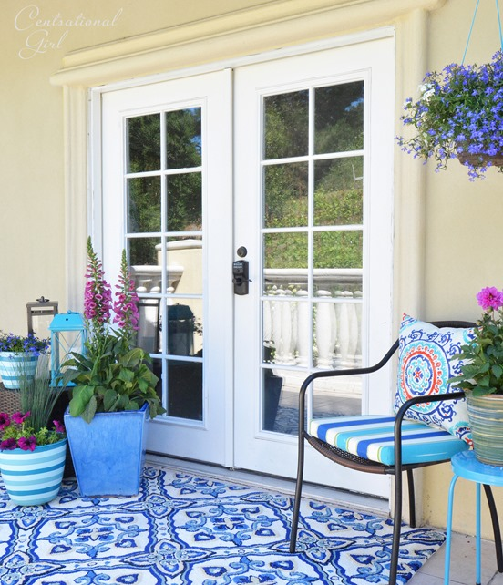 balcony french doors