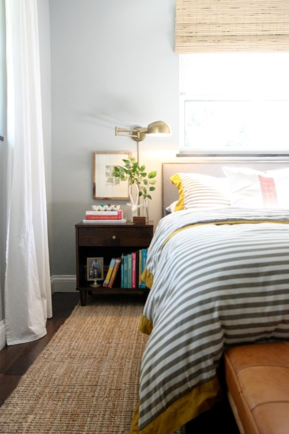 bedroom staycation house tweaking