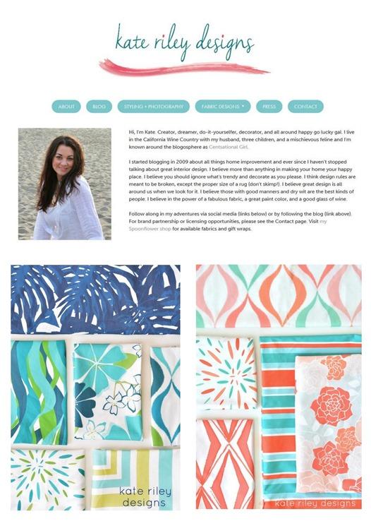 kate riley fabrics portfolio