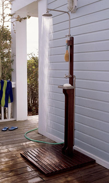 orvis outdoor shower