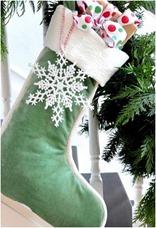 cuffed stocking