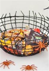 spiderweb treat bowl