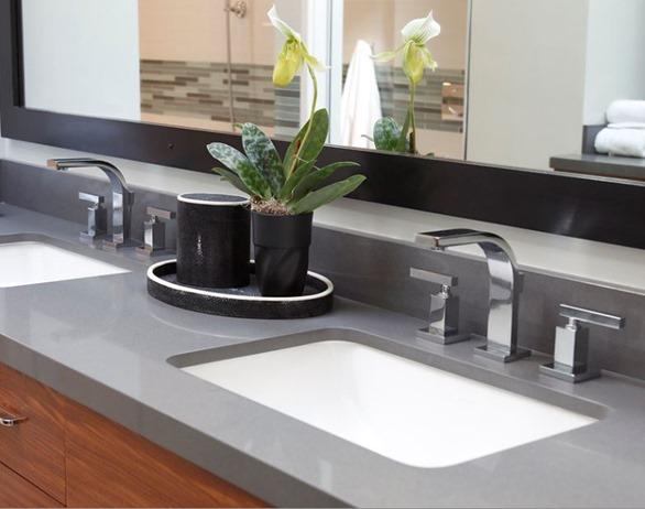 contemporary bathroom faucets