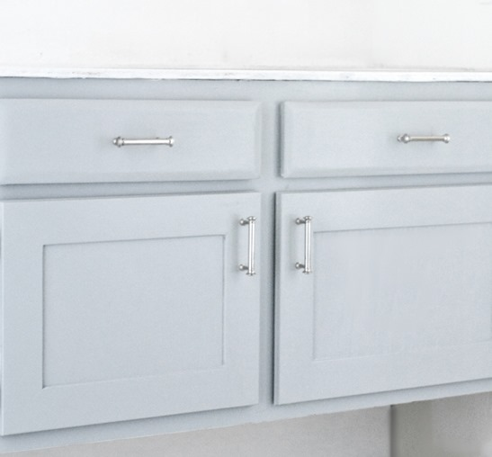 Builder Grade to Floating Vanity | Centsational Style