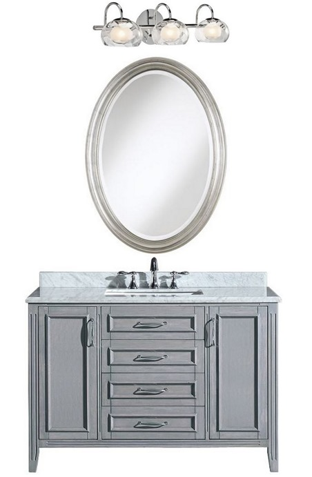 Beautiful grandmas vanity