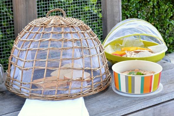 food domes