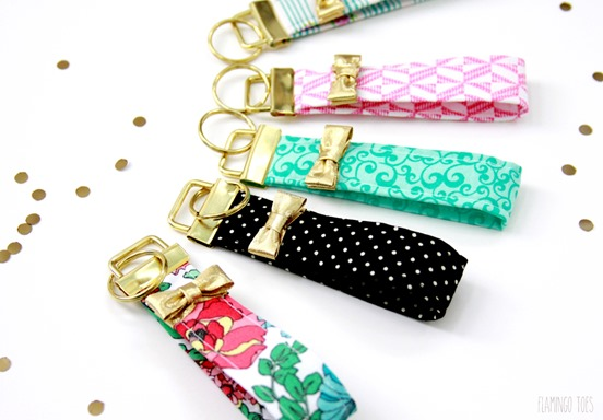 kate spade inspired key fob