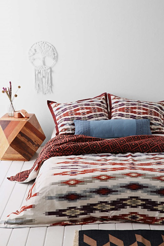 Good duvet southwest motif