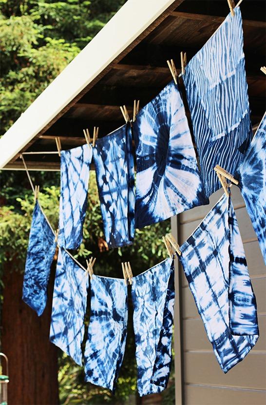 shibori diy textiles