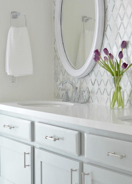 master bathroom vanity makeover centsational style. Black Bedroom Furniture Sets. Home Design Ideas