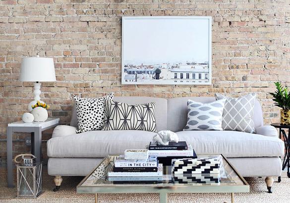 rose sofa interior define