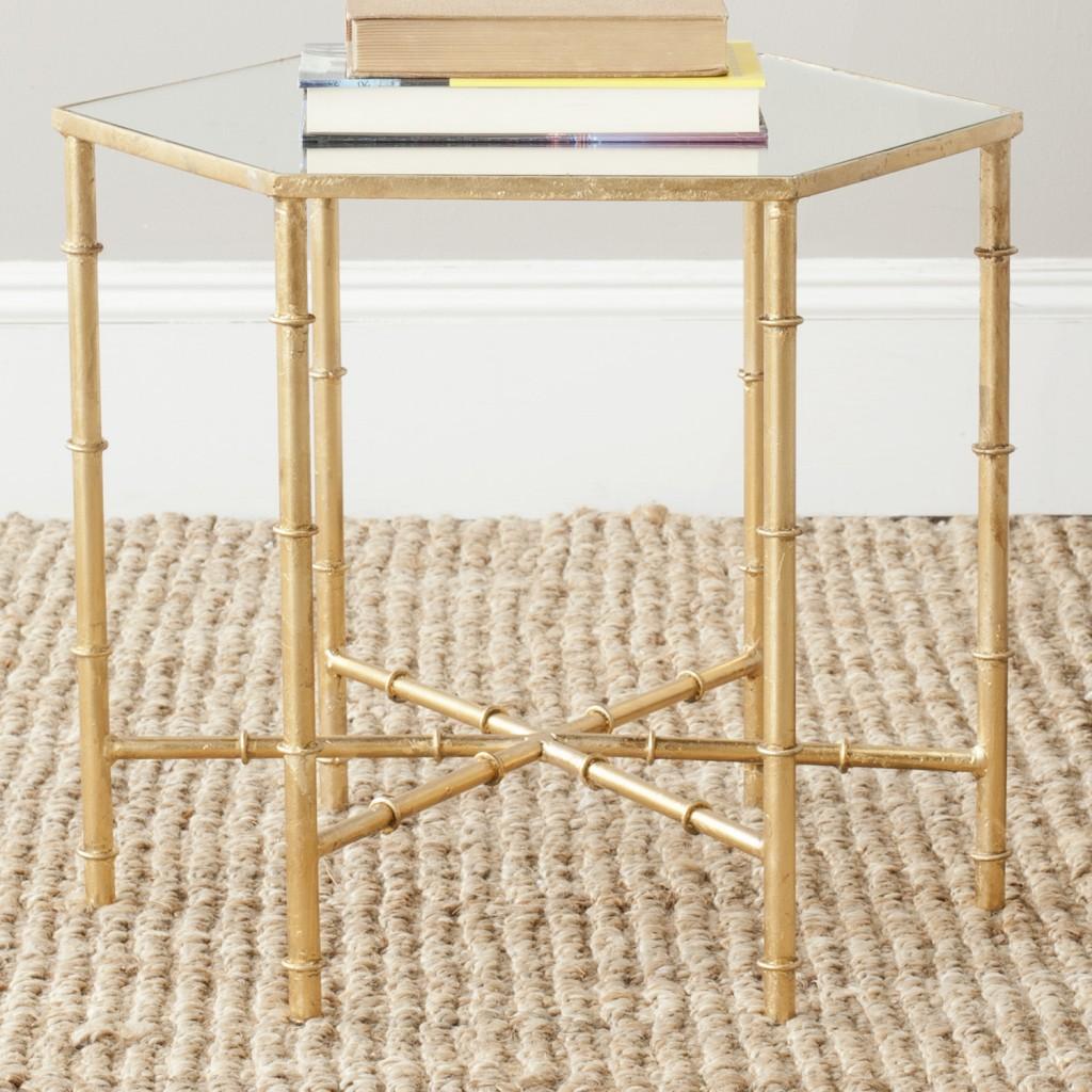 Fresh kerri gold table