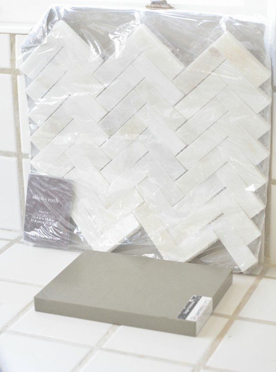 tile counter options