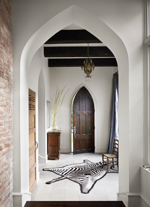 gothic arched transition