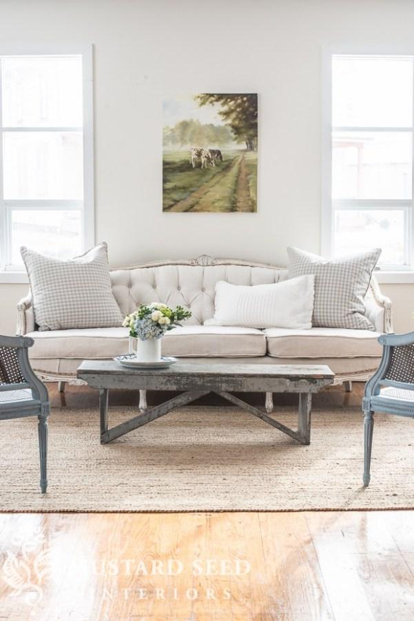 tufted sofa tutorial