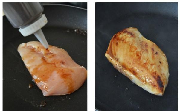 cook chicken breast