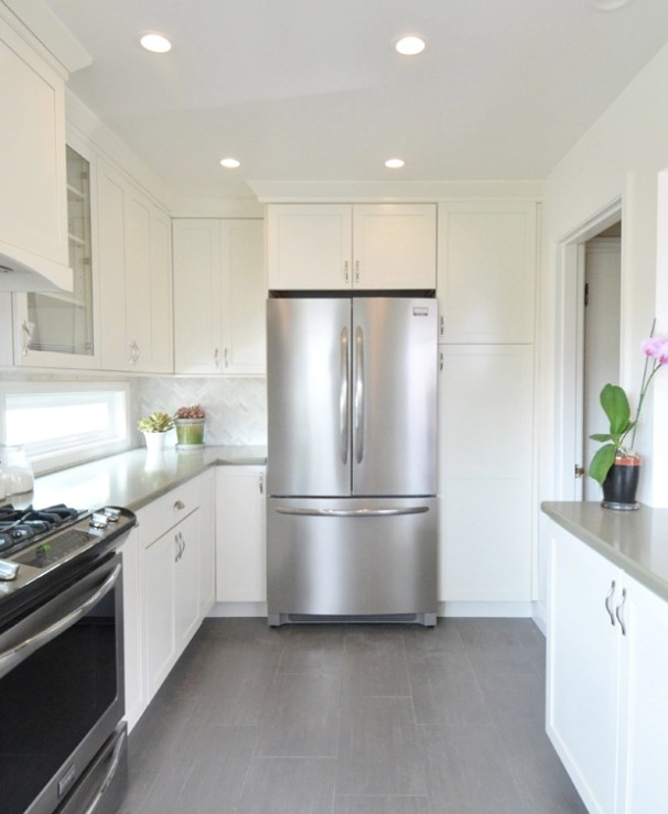 Kitchen Makeovers Contest 2016: My Brother's Kitchen Remodel