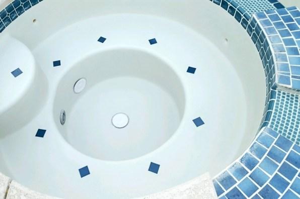 new spa plaster