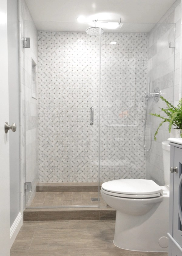 Awesome feature tile wall