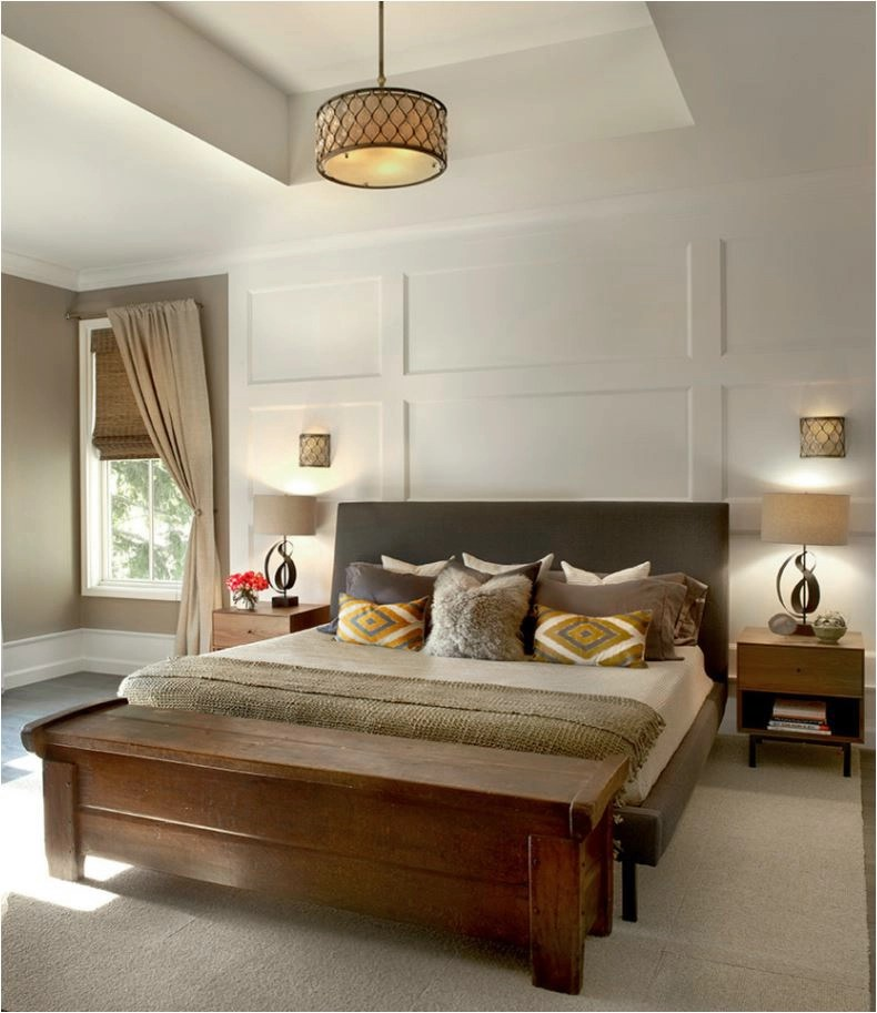 wide plank dimensional accent wall