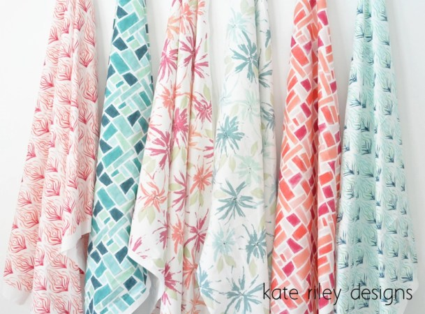 kate riley fabric collection