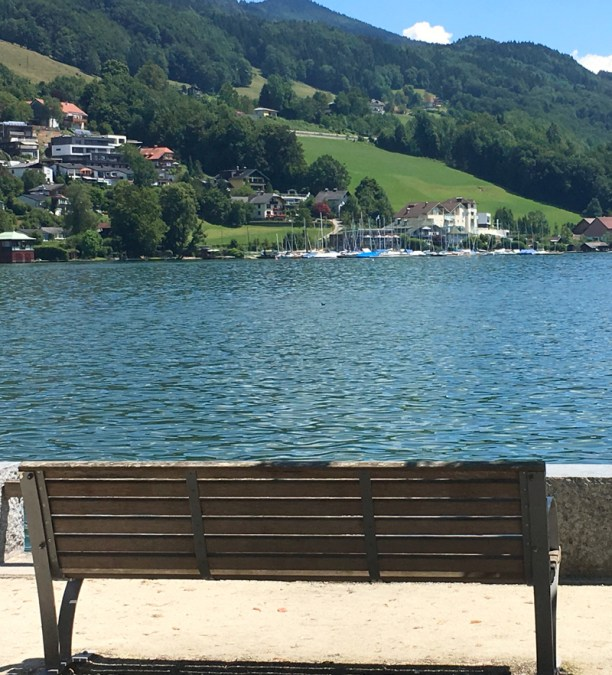 lakeside mondsee