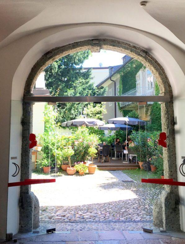 salzburg courtyard