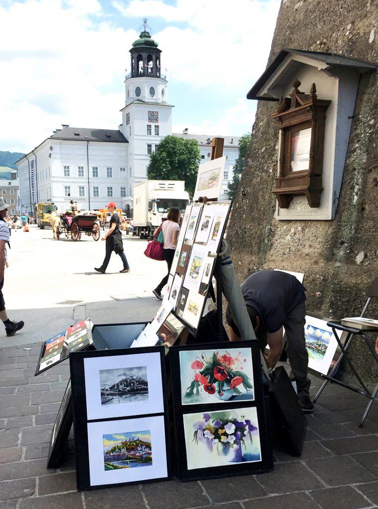 street artist salzburg