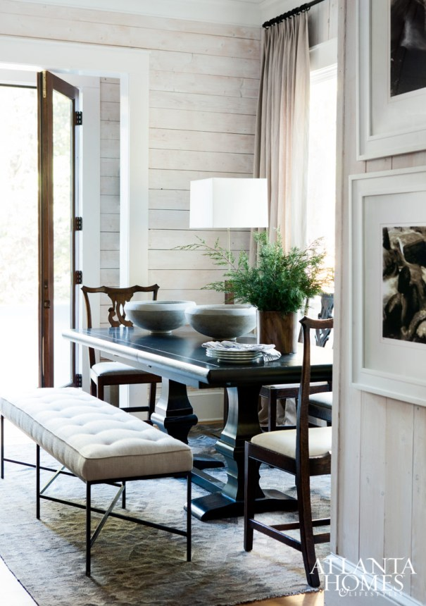 dining bench atlanta homes