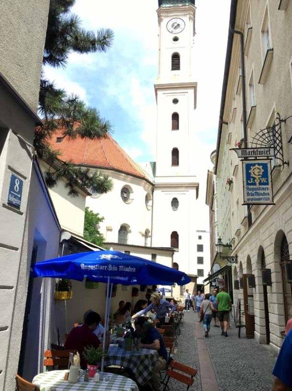 marienplatz walk