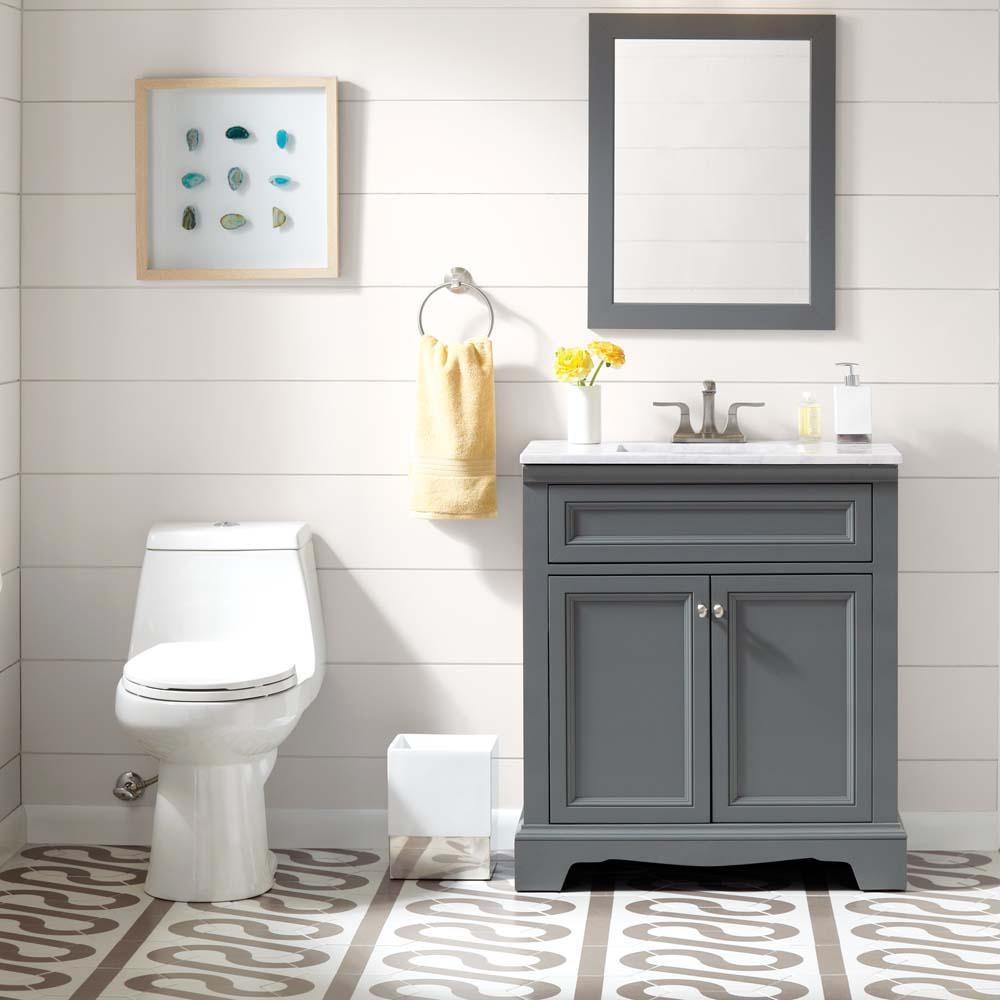 Superb roll hex bathroom