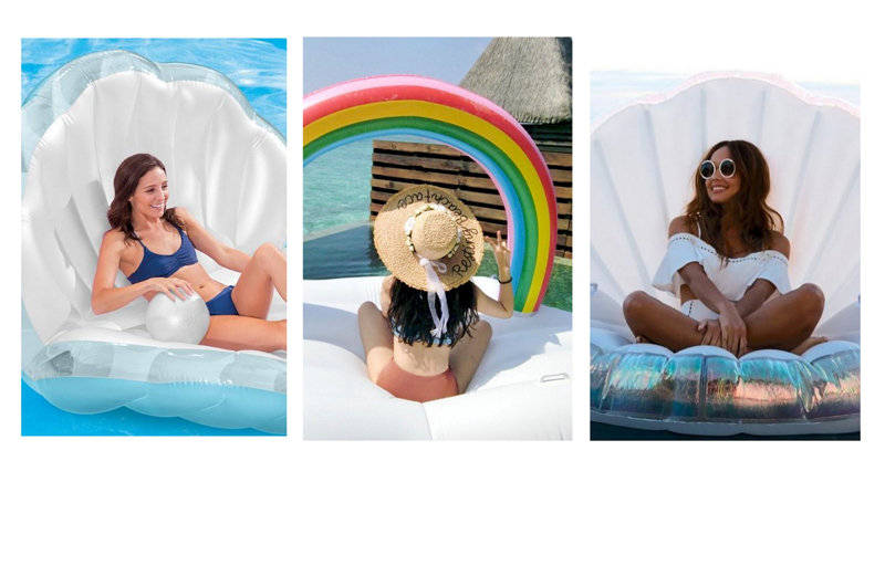 summer pool slider