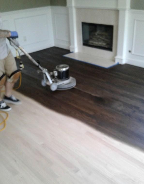 At Last Refinished Hardwood Floors Centsational Style