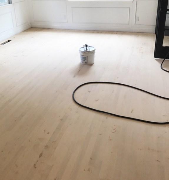 At last refinished hardwood floors centsational style for 100 floors 3rd floor