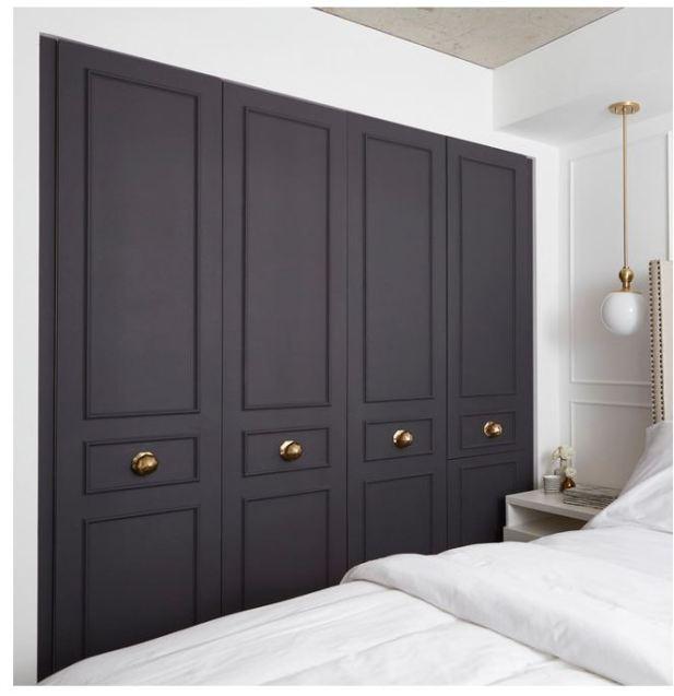 . Attractive Bi fold Closet Doors   Centsational Style